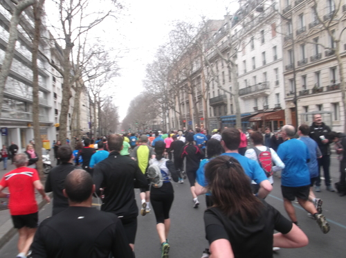 パリへの旅(1)―パリハーフマラソン_e0123104_7541678.jpg