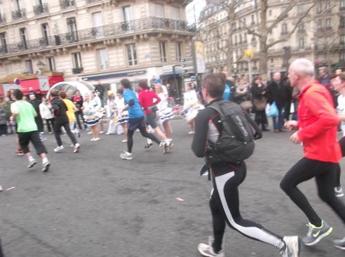 パリへの旅(1)―パリハーフマラソン_e0123104_756287.jpg