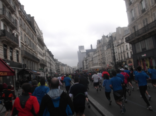パリへの旅(1)―パリハーフマラソン_e0123104_758676.jpg