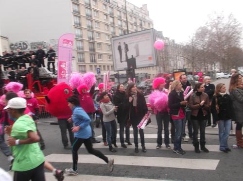 パリへの旅(1)―パリハーフマラソン_e0123104_7595371.jpg