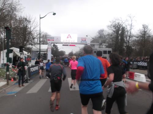 パリへの旅(1)―パリハーフマラソン_e0123104_822592.jpg