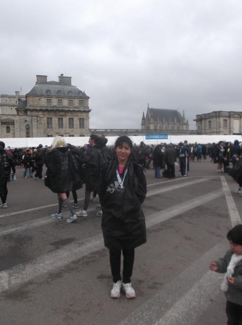 パリへの旅(1)―パリハーフマラソン_e0123104_84285.jpg