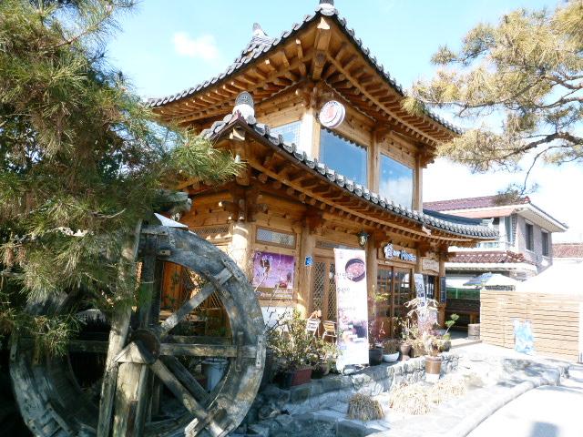 憧れの全州へ ⑲韓屋村のカフェ Mosin_a0140305_262144.jpg
