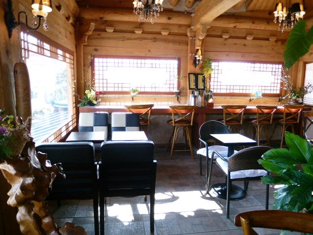 憧れの全州へ ⑲韓屋村のカフェ Mosin_a0140305_271979.jpg
