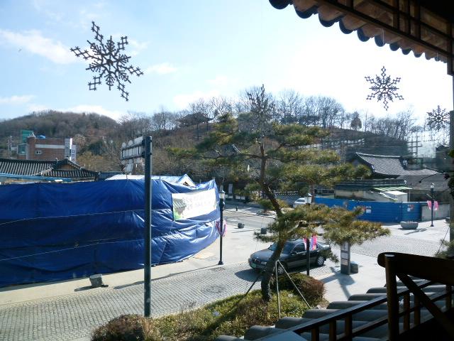 憧れの全州へ ⑲韓屋村のカフェ Mosin_a0140305_273758.jpg