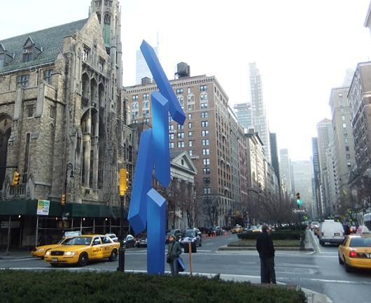 ニューヨークに目の錯覚を楽しめるパブリック・アートが登場中_b0007805_123229.jpg