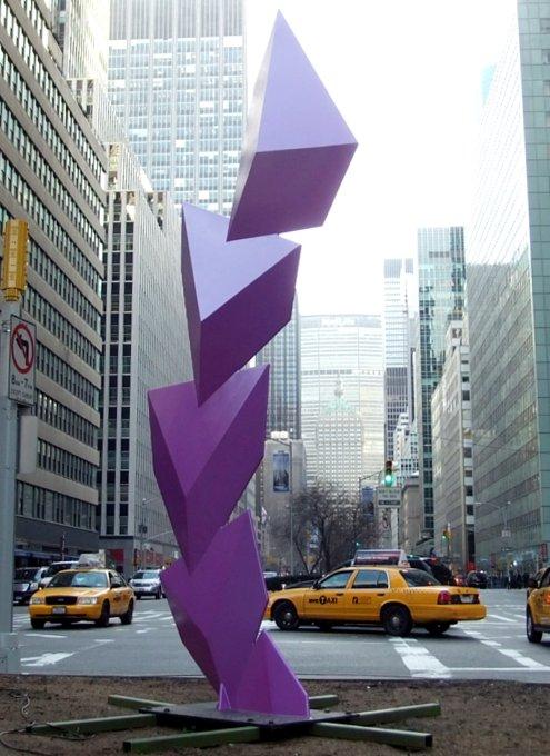 ニューヨークに目の錯覚を楽しめるパブリック・アートが登場中_b0007805_1233038.jpg
