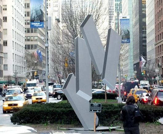 ニューヨークに目の錯覚を楽しめるパブリック・アートが登場中_b0007805_123849.jpg