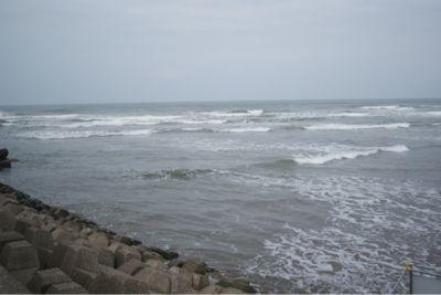 今日の海_c0132732_12484042.jpg