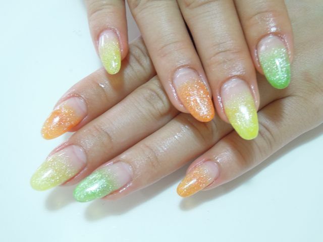 Colorful Nail_a0239065_16503642.jpg