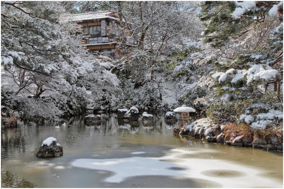 雪景色 <京都>_f0021869_23245040.jpg