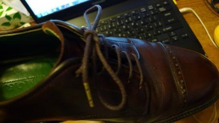 紗乃織靴紐_d0166598_0284649.jpg