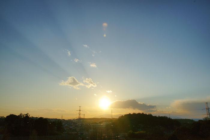 夕焼けの欠片_e0077521_2193281.jpg
