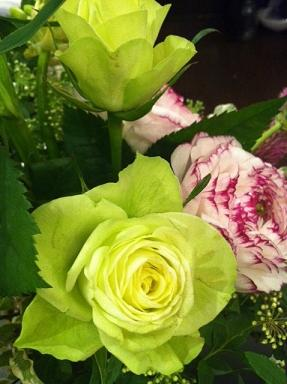 お花の教室終了^。^_c0187025_1334312.jpg