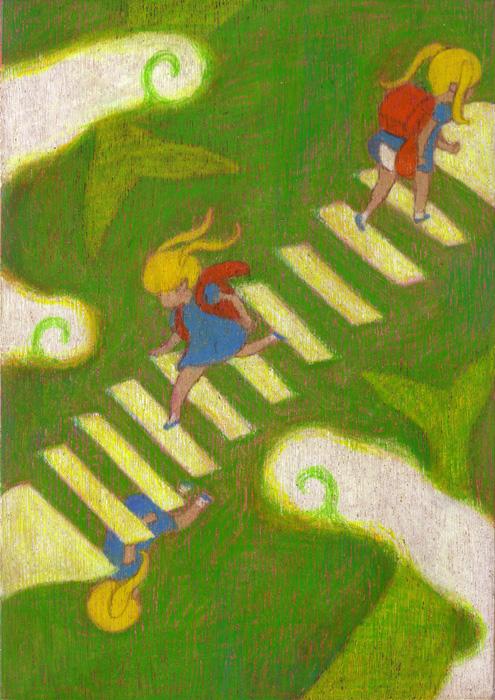 【福福百貨展3・2009】山下以登_f0106626_3114283.jpg
