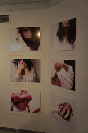 文星芸術大学デザイン科卒業制作展「START」が開催中です_f0171840_17374043.jpg