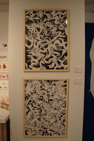 文星芸術大学デザイン科卒業制作展「START」が開催中です_f0171840_17503022.jpg