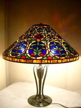 ヴェネチアンのランプ_f0008680_2219132.jpg