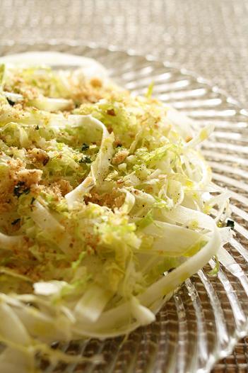 大人気♪白菜のカルパッチョ_b0107003_1562376.jpg