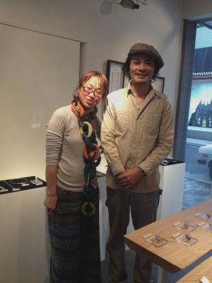 平井拓也さんジュエリー展に行ってきました_e0095418_20532689.jpg