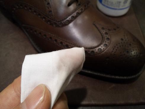 革靴の汚れについて_b0226322_16514837.jpg