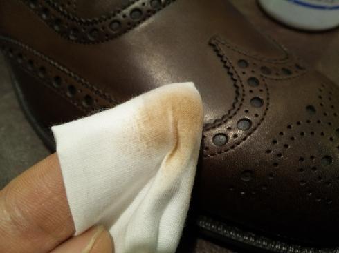 革靴の汚れについて_b0226322_175587.jpg