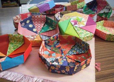 簡単 折り紙 折り紙 小物 : sagaech.exblog.jp