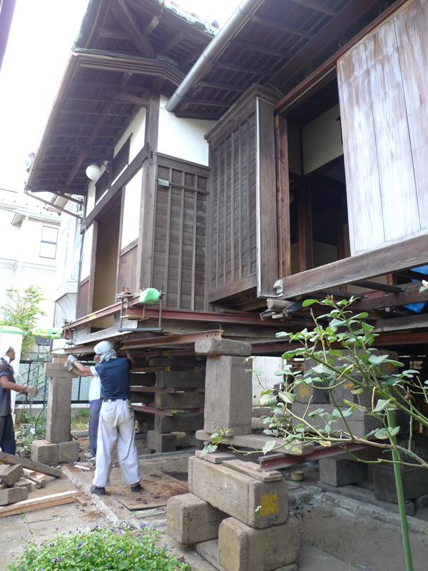 洋館付き住宅の保存修理_d0021969_21114814.jpg