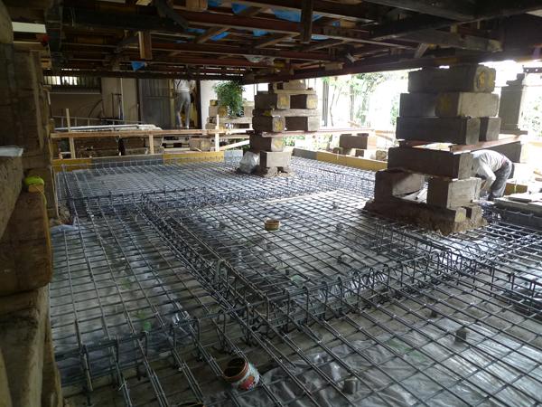 洋館付き住宅の保存修理_d0021969_21143157.jpg