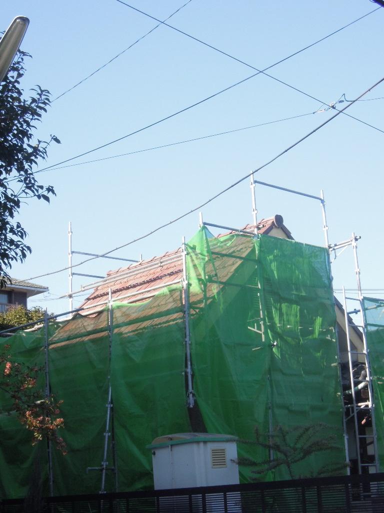 洋館付き住宅の保存修理_d0021969_21392443.jpg