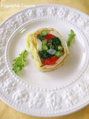 3つの野菜のポタージュ & 3月野菜料理教室メニューについて_f0141419_7135886.jpg