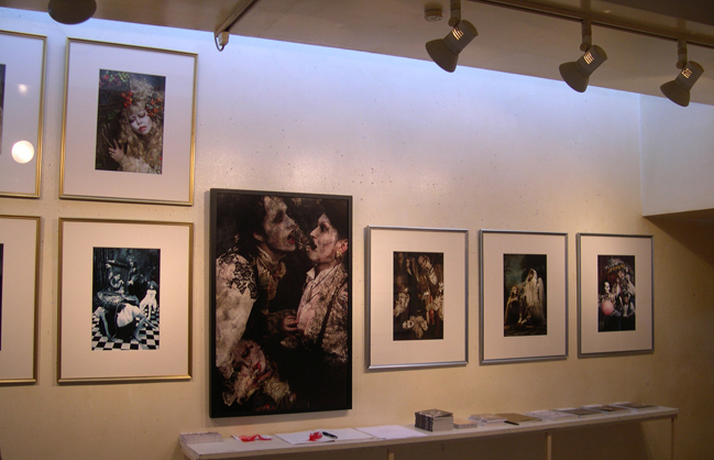 『Roseの赤い小部屋+中村趫 Photo Exhibition』は終了しました。 _f0138928_15462448.jpg