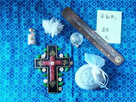 黙祷…そして祈り_b0213435_13444692.jpg