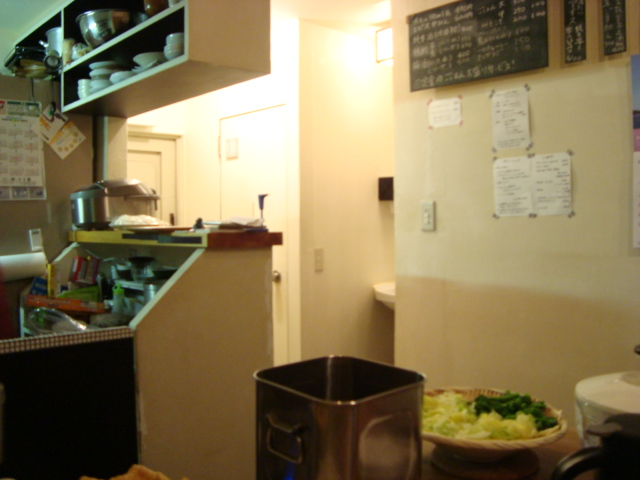 西荻窪「アパートメント食堂 なか川」へ行く。_f0232060_13465572.jpg