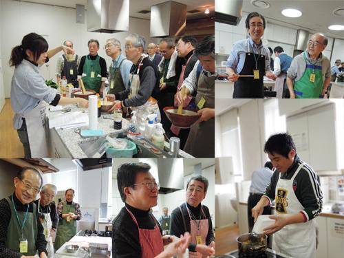 男性が作る昼ご飯「ダンヒル」7 _a0115906_16362761.jpg
