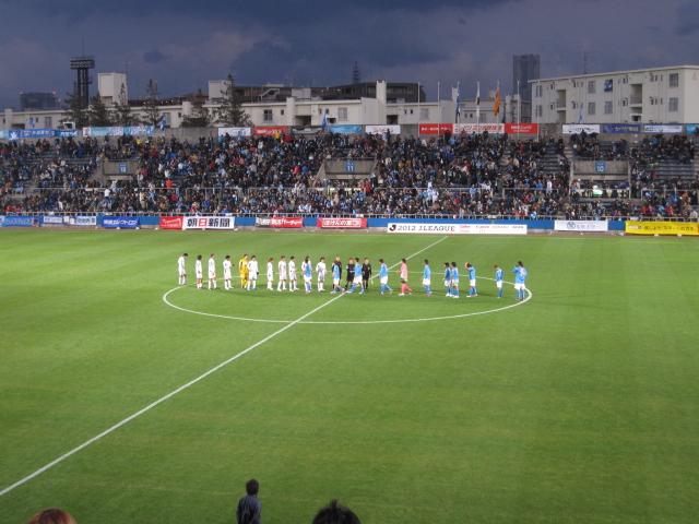 2012JリーグDivision2 第2節 横浜FC - 愛媛FC_b0042308_0234366.jpg