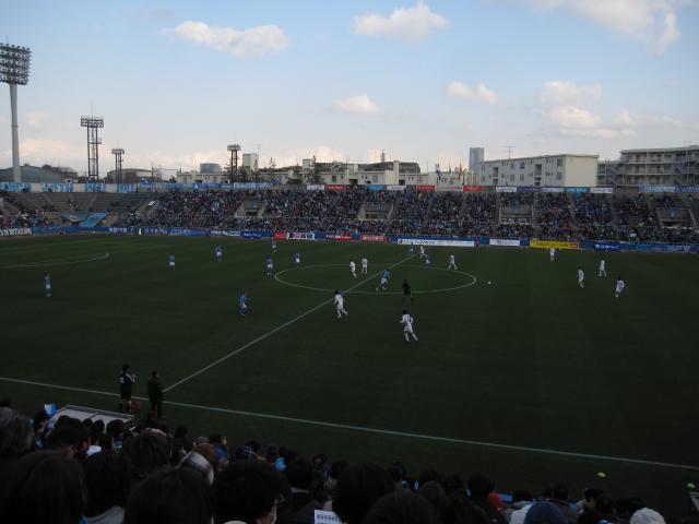2012JリーグDivision2 第2節 横浜FC - 愛媛FC_b0042308_025859.jpg