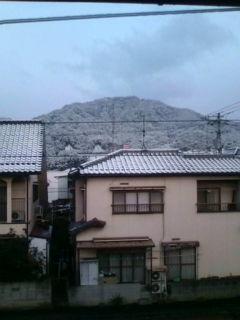 異常寒波!広島市内も雪!_e0094315_6245660.jpg