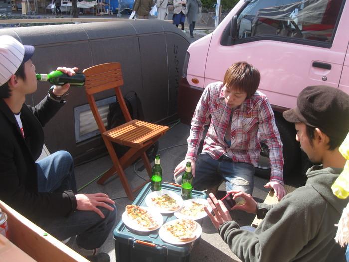 「紫川リバーマーケット」にて♪_a0125419_14482876.jpg