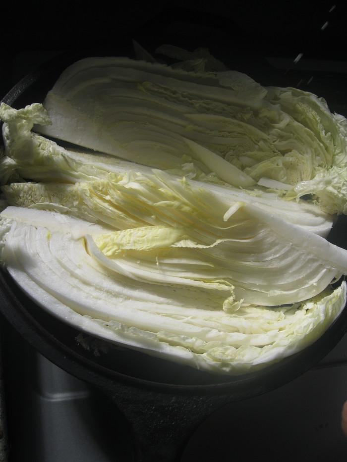 「白菜のグリルソテー」レシピ☆_a0125419_1718365.jpg