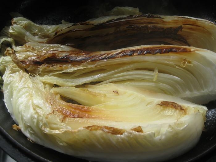 「白菜のグリルソテー」レシピ☆_a0125419_1723213.jpg