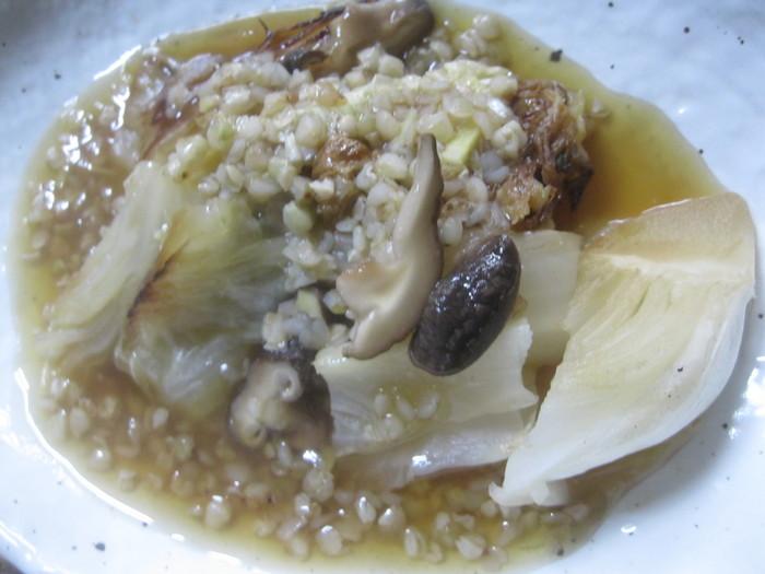 「白菜のグリルソテー」レシピ☆_a0125419_17245438.jpg