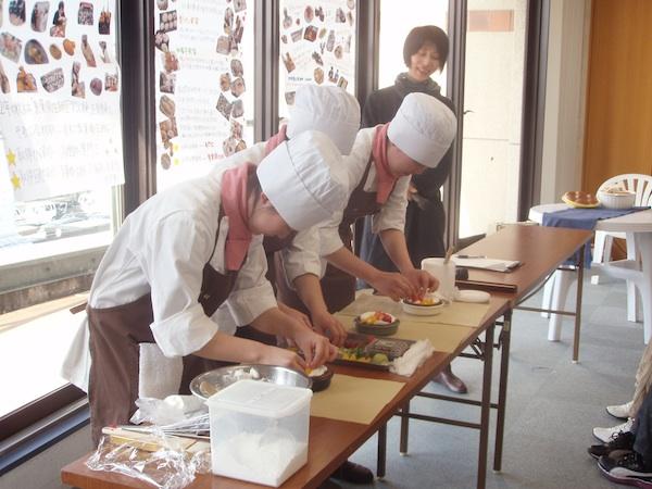 「ひなまつり☆スイーツコンテスト」レポート_e0218626_1519230.jpg