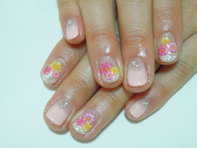 Pickup Nail~Pink_a0239065_19304987.jpg