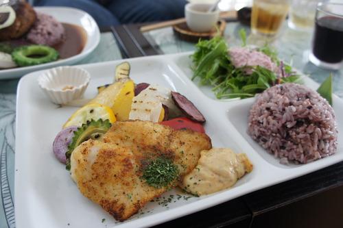 島野菜カフェ Re:Hellow BEACH _f0215714_17163240.jpg