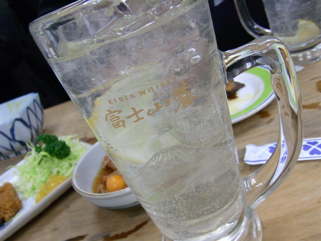 八島食堂 東店@三宮 feat.吉田類の酒場放浪記_a0137874_2050035.jpg