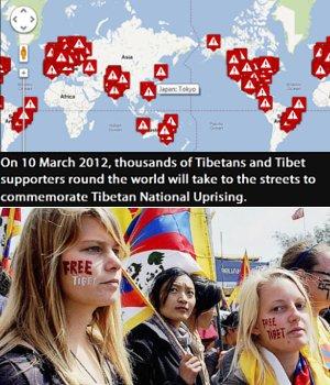 ニューヨークでチベット自治独立デモ&国連前でハンガーストライキも_b0007805_2512761.jpg