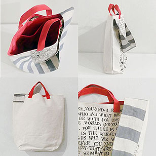 2way tote bag / SOUND TRACK_d0193211_19242675.jpg