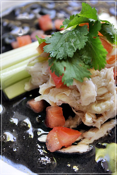 塩麹蒸し鶏のバンバンジー_e0185225_13151341.jpg
