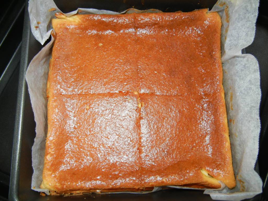 2012年3月14日(水)水彩画完成とチーズケーキ!_f0060461_1095597.jpg